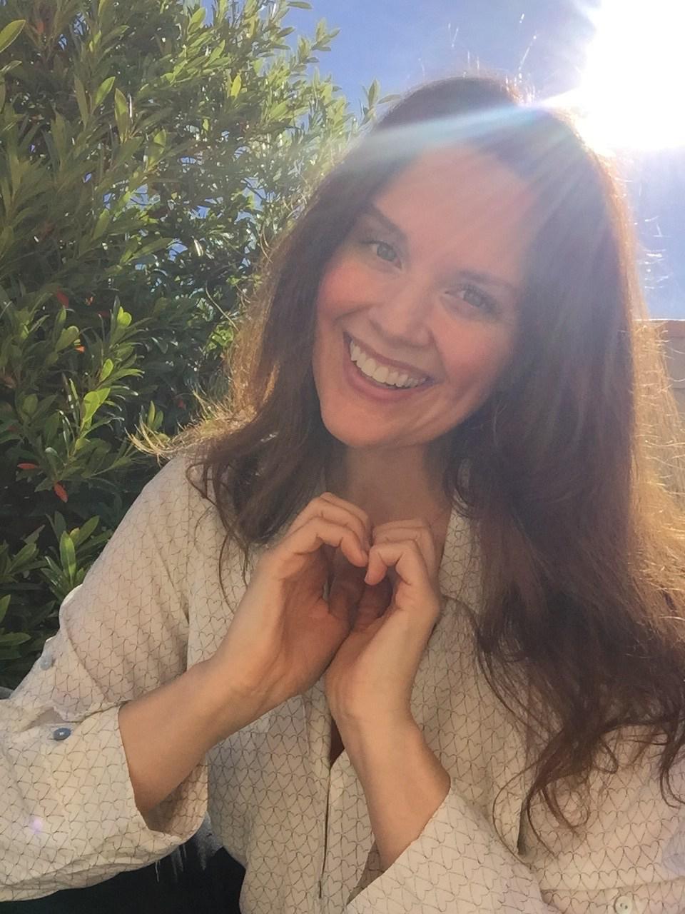 Stand In Love Jen Healthy Heart essential oils