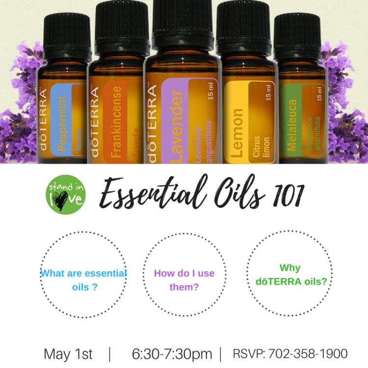 Essential Oils 101-2